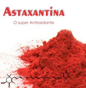 Astaxantina, un potente antiossidante