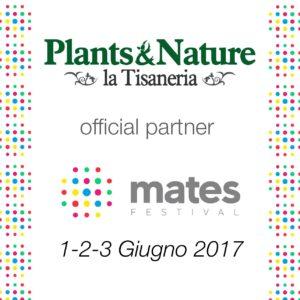 Plants&Nature partner ufficiale del Mates Festival