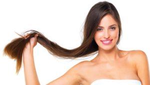 Spirulina per capelli forti e lucenti