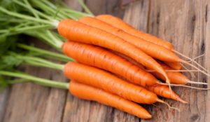 Le carote fanno bene alla salute