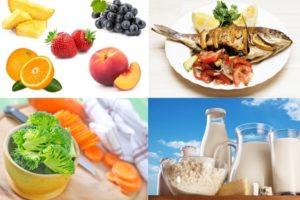 Alimentazione da seguire durante l'allattamento
