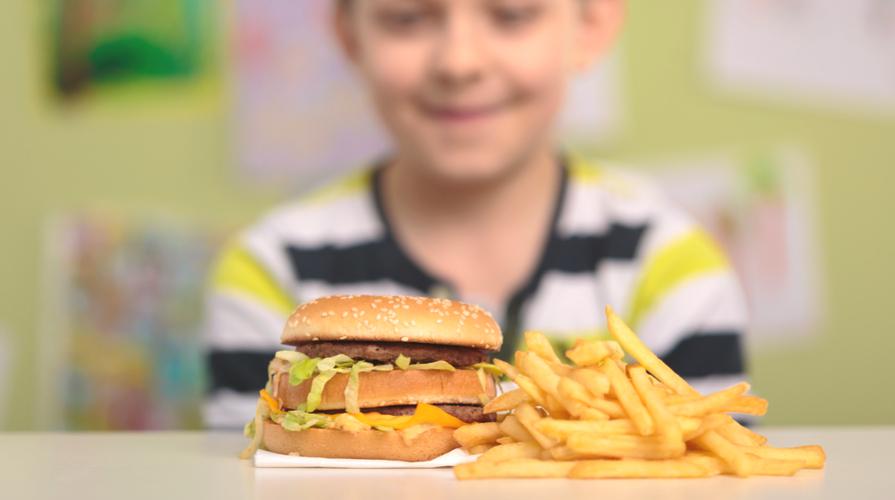 Le cause dell'obesità infantile