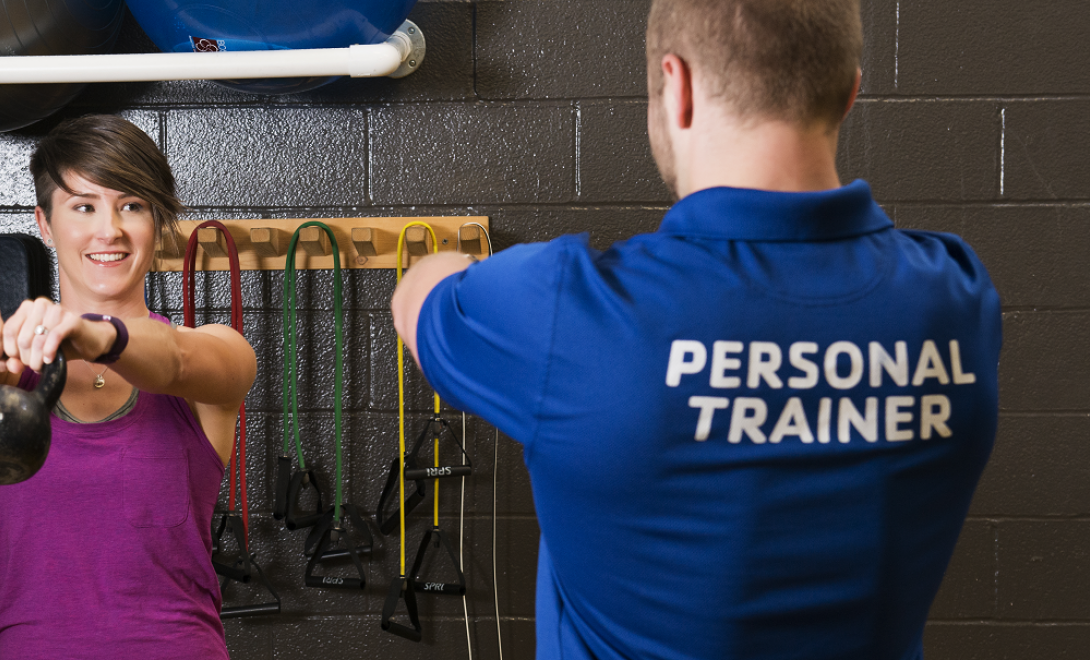 Affidati al personal trainer