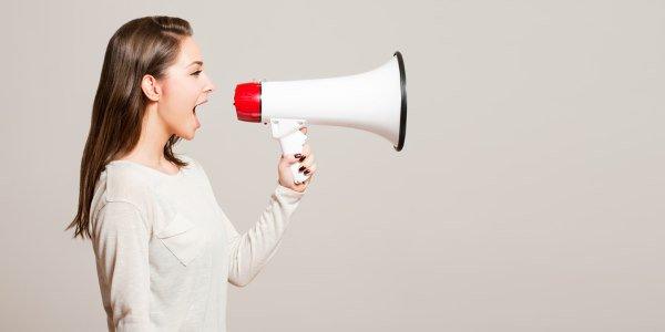 La voce giusta per parlare alle tue clienti
