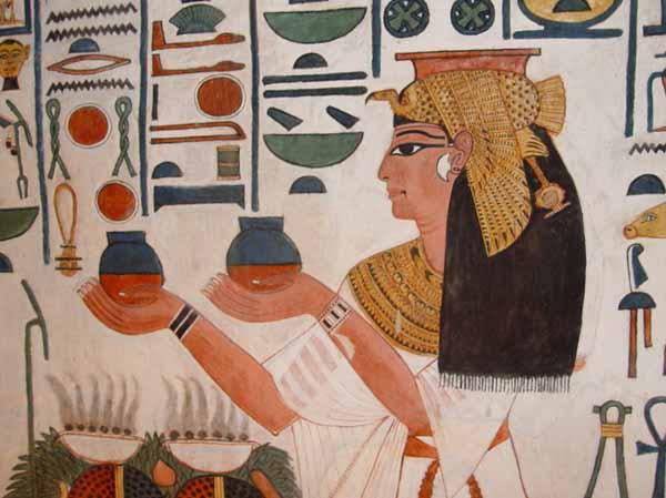 Cibi speziati in Egitto