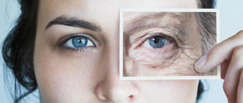 Chlorella: rimedio contro l'invecchiamento