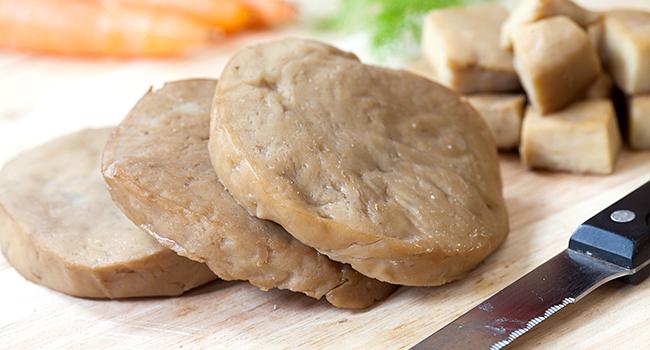 Seitan: bistecca di grano