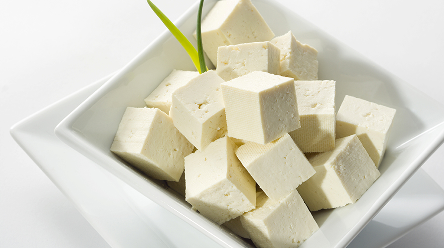 Tofu di soia