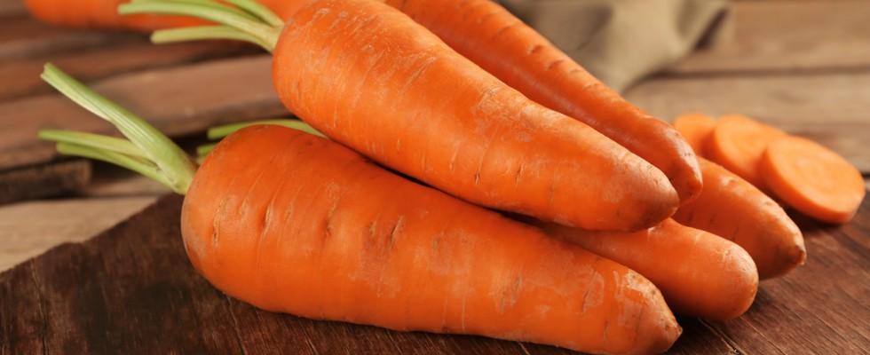 Carote: i benefici di minerali e beta-carotene