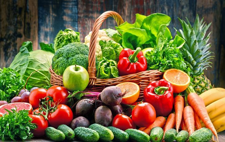 Settembre: frutta e verdura di stagione