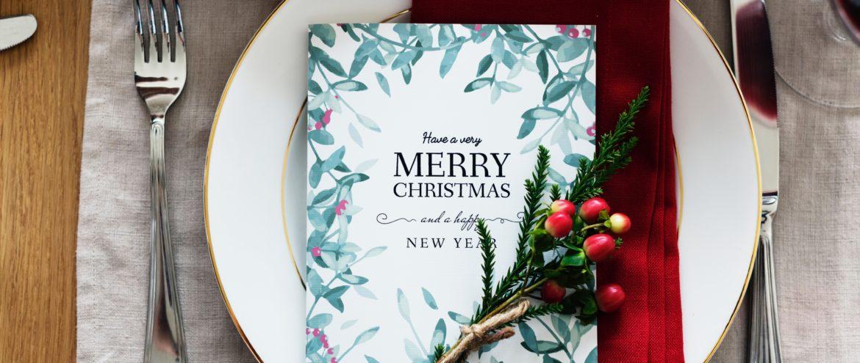 Alimentazione a Natale: i nostri consigli!
