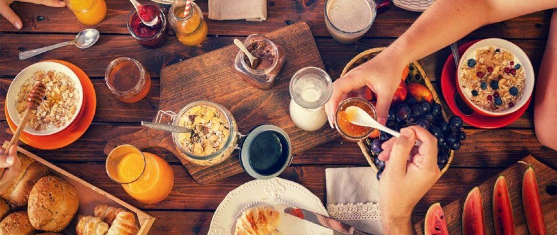 La colazione: il pasto più importante della giornata