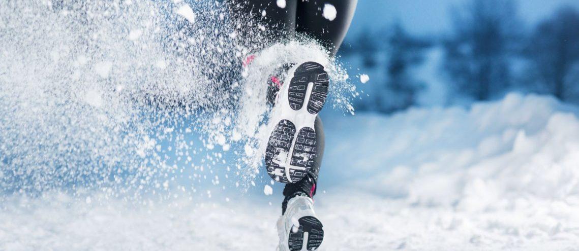 L'inverno è la stagione ideale per allenarsi!